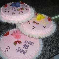 torte per diciotto anni