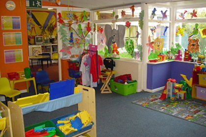 Facilities At Play Learn In Derby Sutton Coldfield