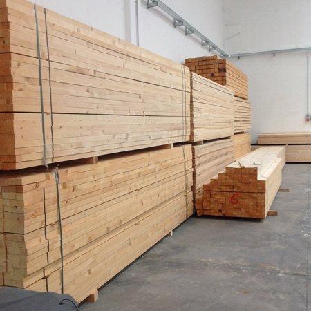 travi in legno per tetti