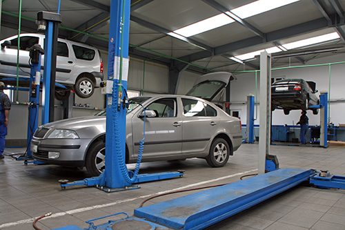 Automobile repair services in Banbury, OX