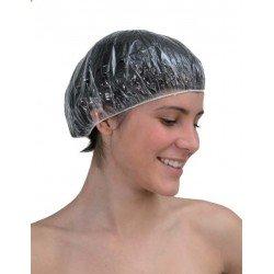 cuffia plastica capelli doccia