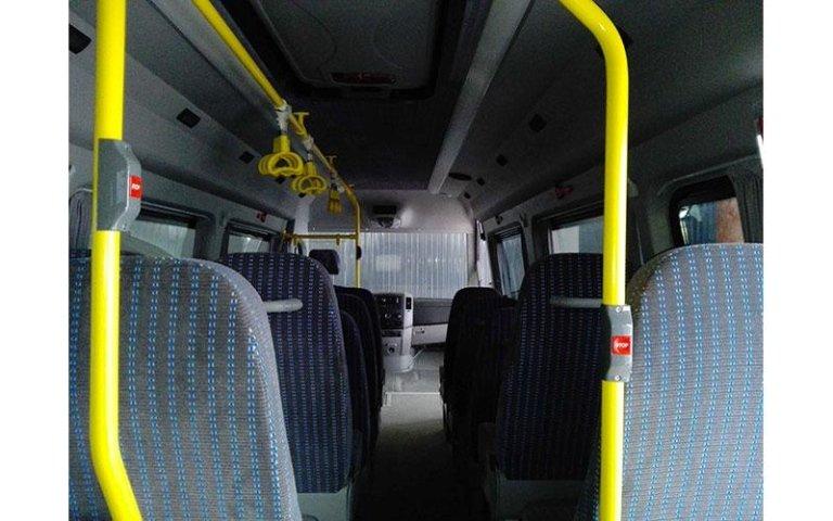 Minibus urbano C.A.F.A. Sud