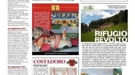 Spazio pubblicitario Gardasee Zeitung