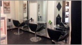 il salone di parrucchiere