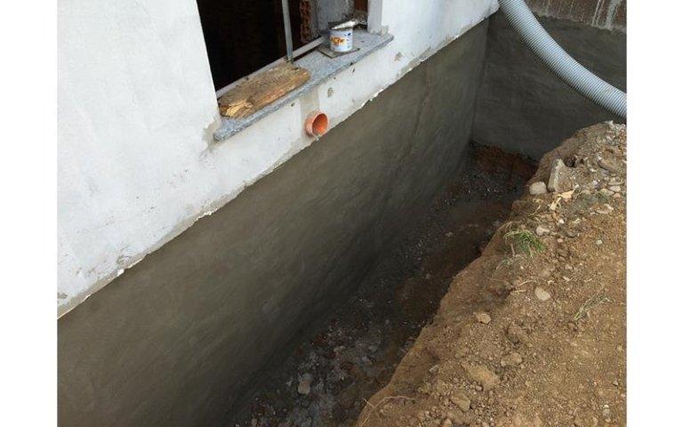 Impermeabilizzazioni muri Essegi Costruzioni