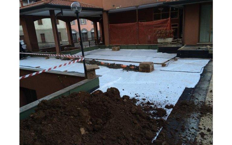 Lavori di impermeabilizzazione Essegi Costruzioni