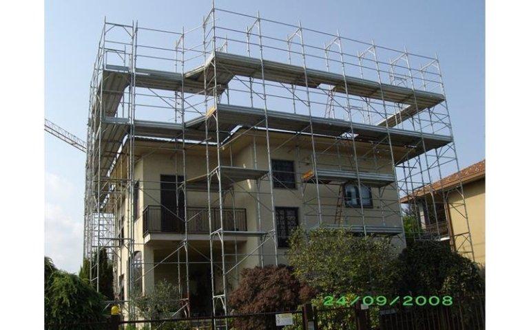 Rialzo sottotetti Essegi Costruzioni