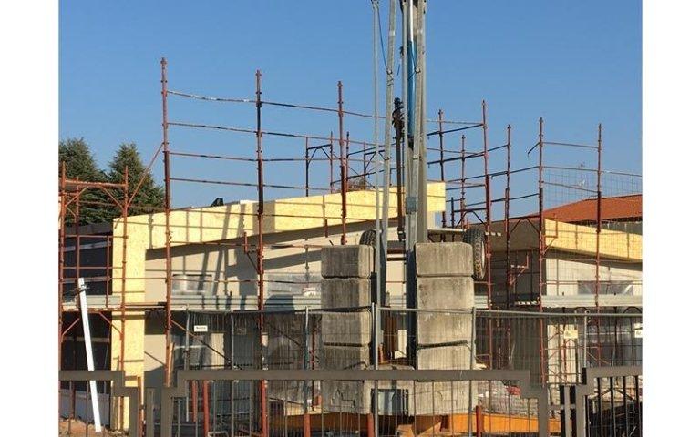 Costruzione palazzine Essegi Costruzioni