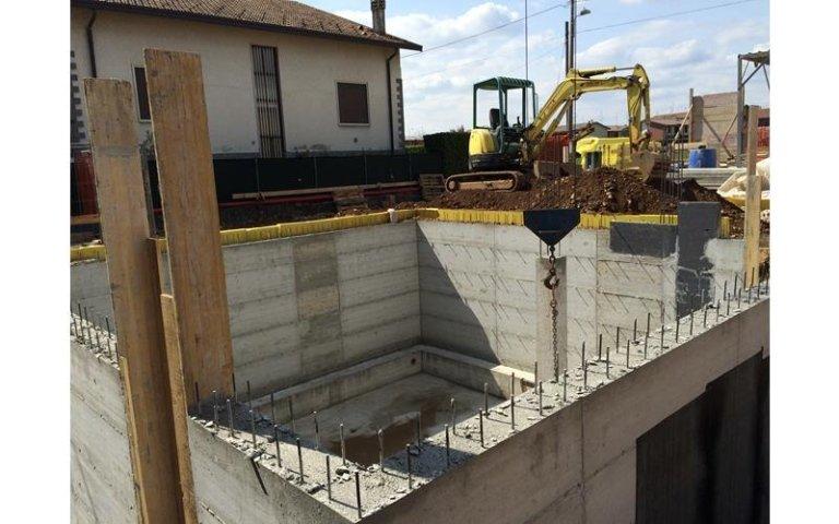 Lavori in calcestruzzo Essegi Costruzioni