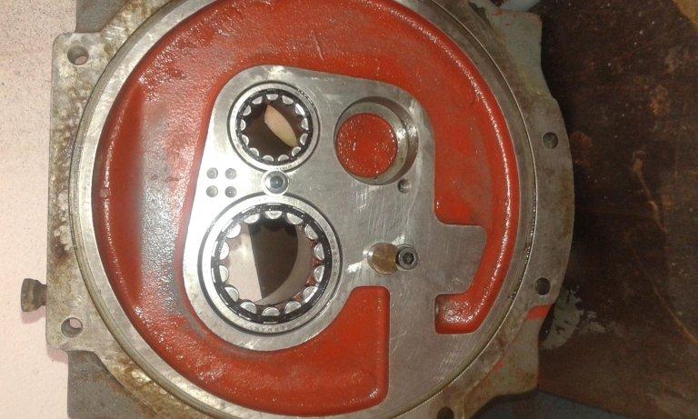 Manutenzione compressori