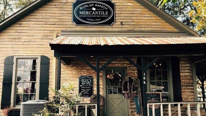 Burlap Ranch Mercantile