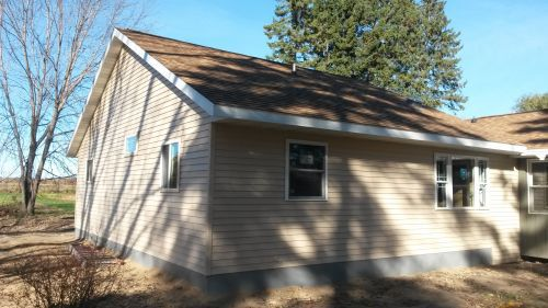 Siding and windows by LC carpenters in Wisconsin Rapids, WI