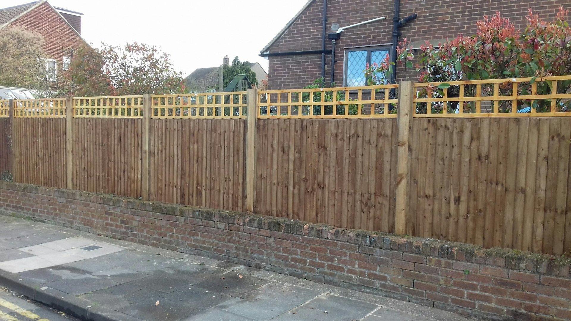 A Farmyard style garden gate