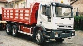 trasporto materiali edili, trasporto materiali inerti, trasporto scarti edili