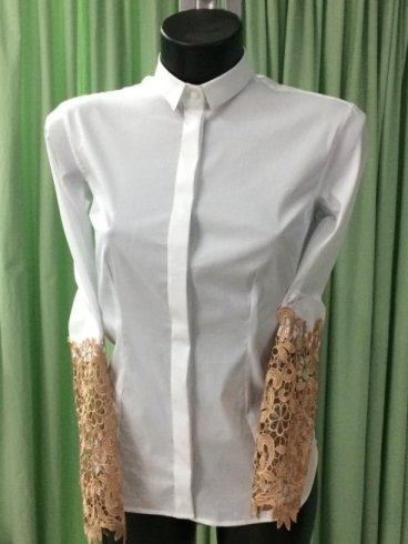 Camicia sartoriale donna
