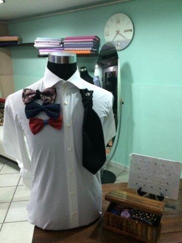 Camicia sartoriale uomo