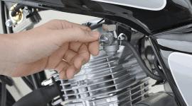 commercio accessori per moto