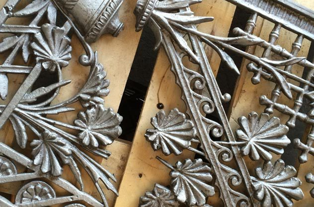 refurbished iron lacework experts