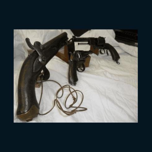 riparazione armi