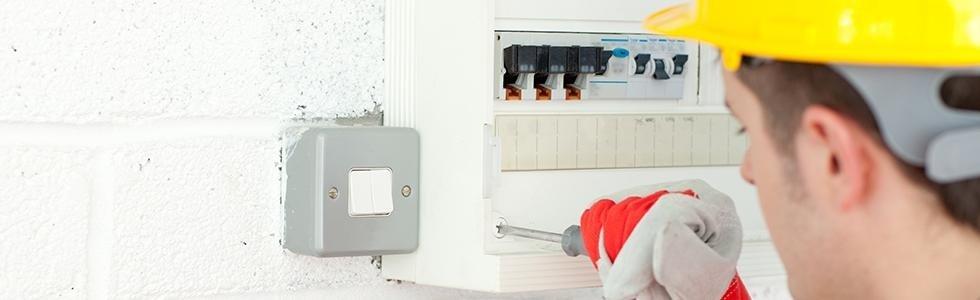 servizio elettricista