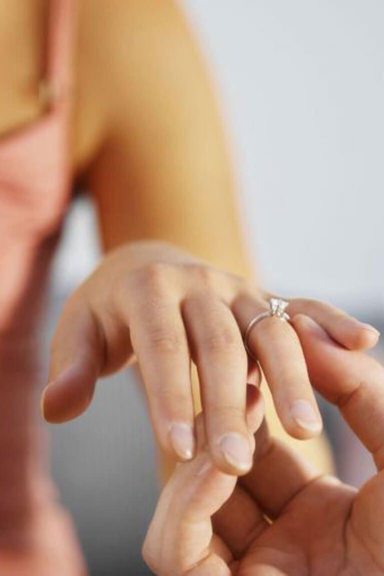 Buderim Jewellers hand