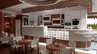 arredamenti in legno bar e ristoranti