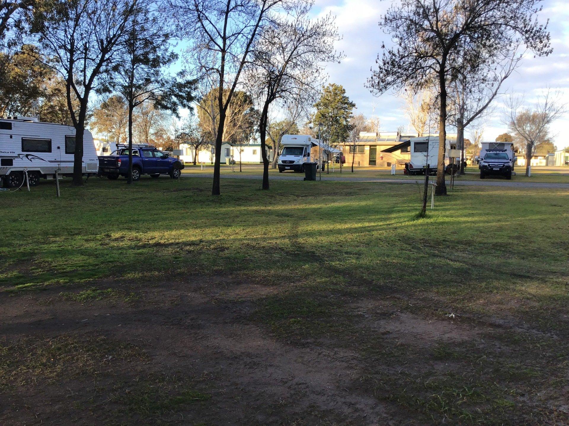 Jerilderie Motel And Caravan Park