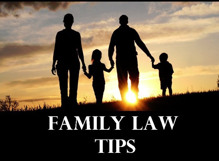 Family Law Tips