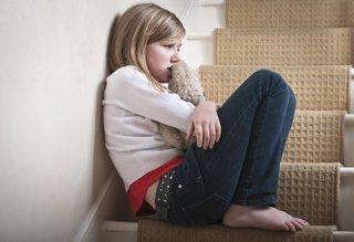 Child upset about divorce parents in Asheboro, NC