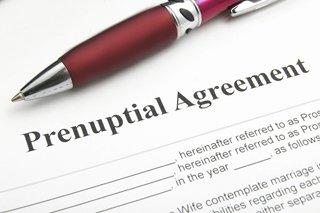 Prenuptial Agreement Paperwork