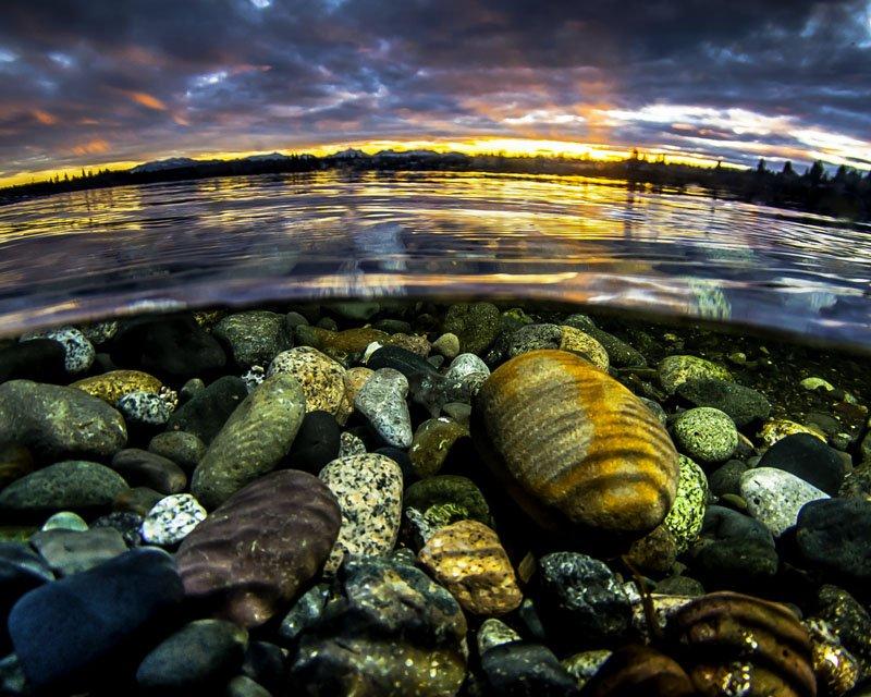 Sunset Beach by Eiko Jones - Photography