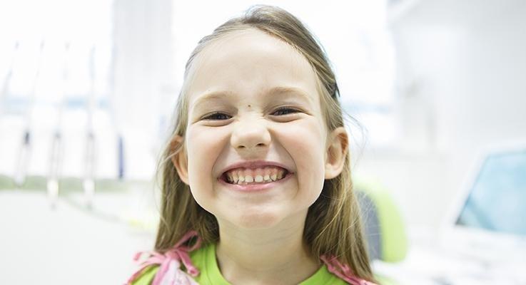 servizio di ortodonzia per bambini