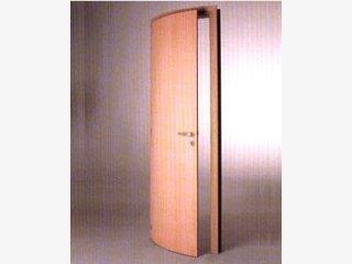 porta in legno interna