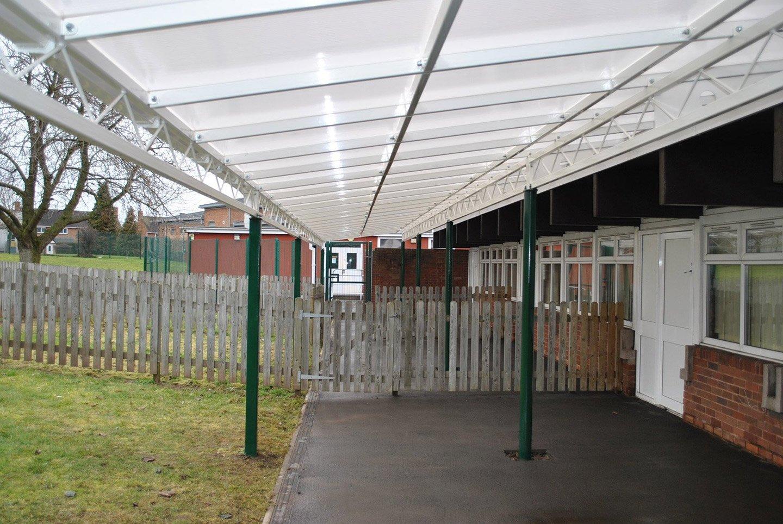 transparent canopy