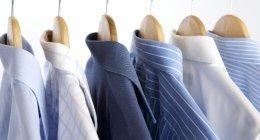 stiratura camicie, lavaggio pantaloni, lavaggio abiti