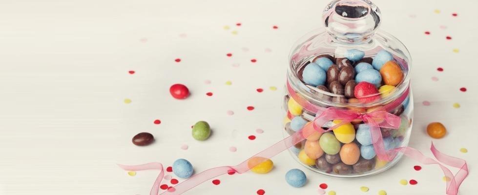 vendita dolciumi