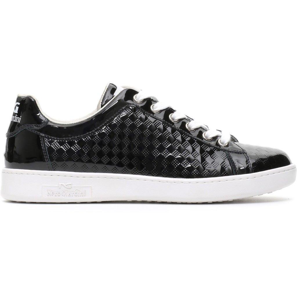 scarpe nero giardini nere