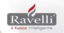 logo Ravelli il fuoco intelligente