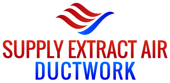 Supply extract air Ductwork logo