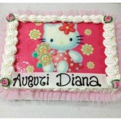 torta decorata compleanni