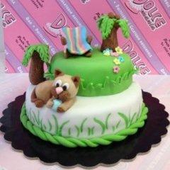 torta decorata compleanno