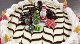 torte decorate di natale