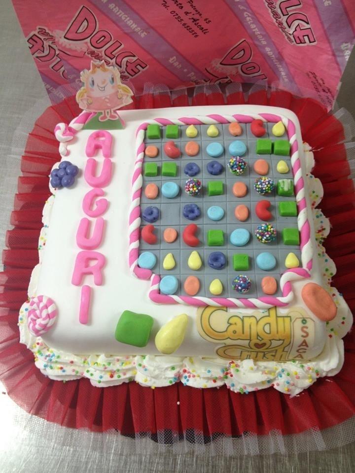 Torta Candy Crash