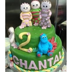 torte decorate compleanno