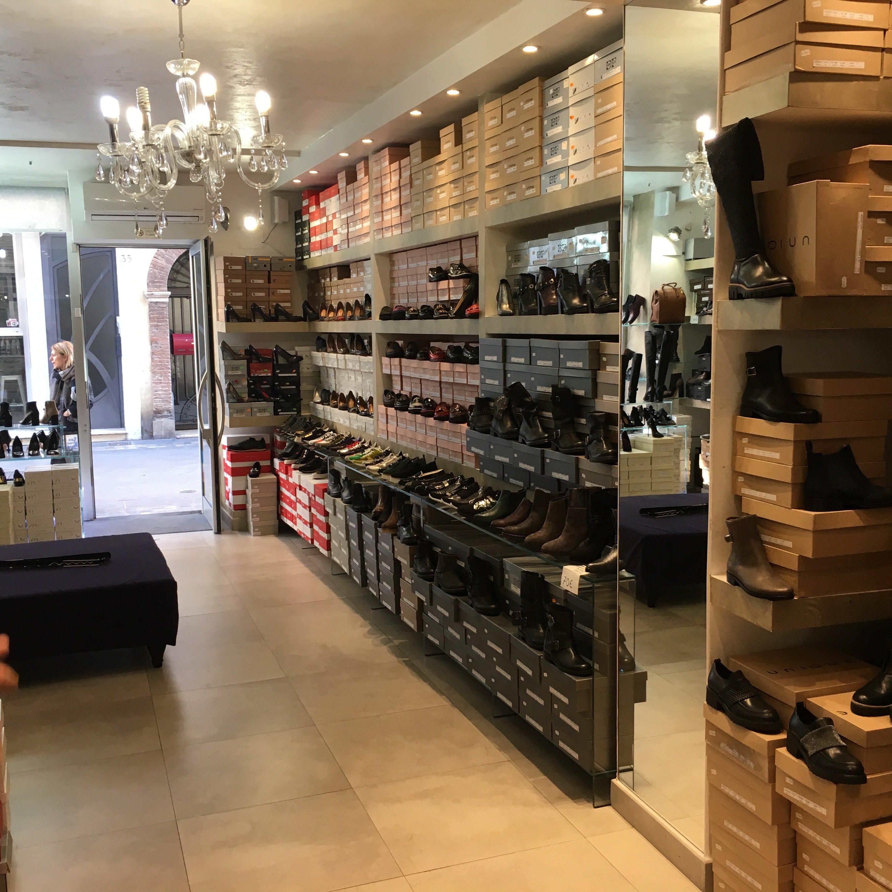 Shoe Design a Rimini