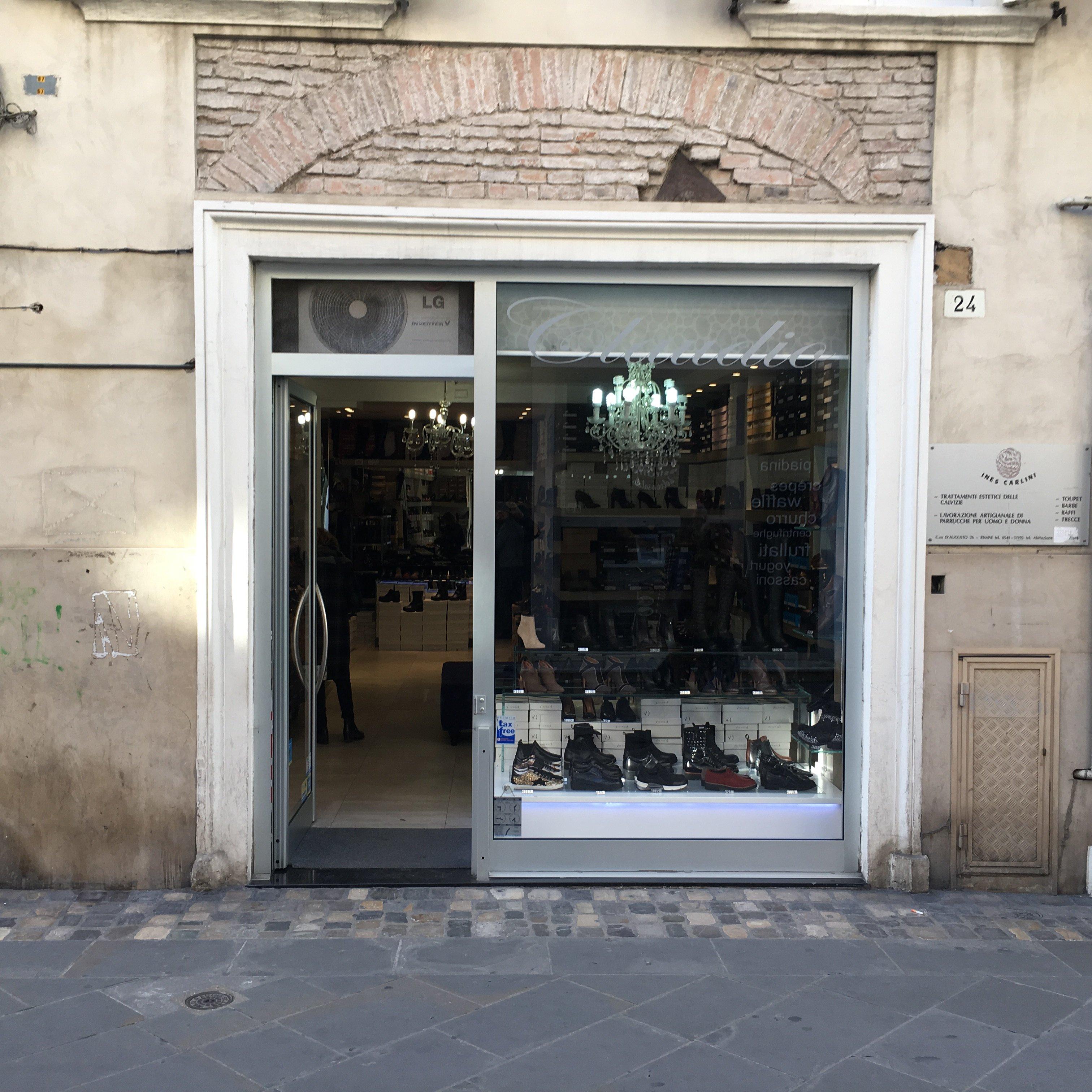 mocassini made in italy a Rimini