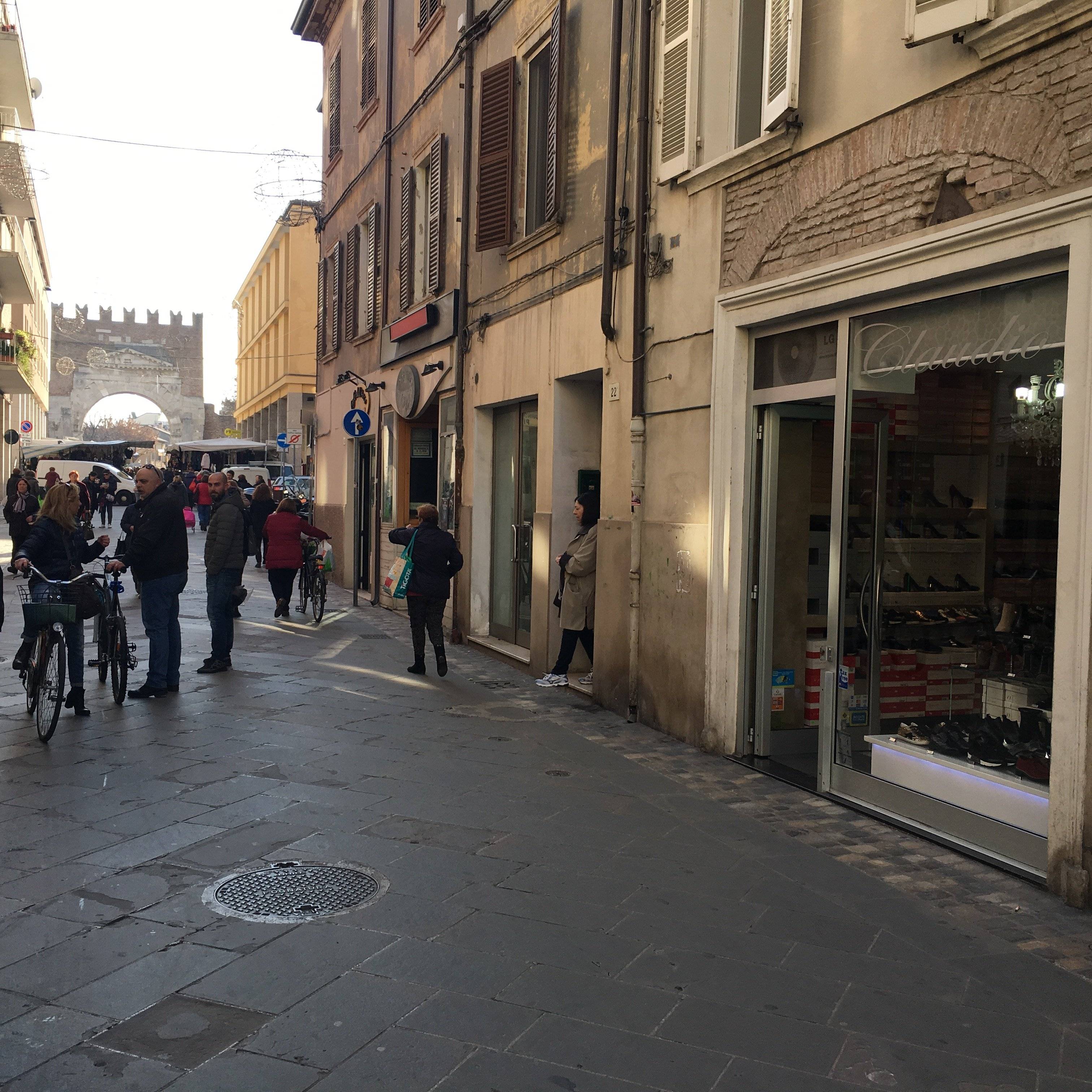 stivali made in italy a Rimini
