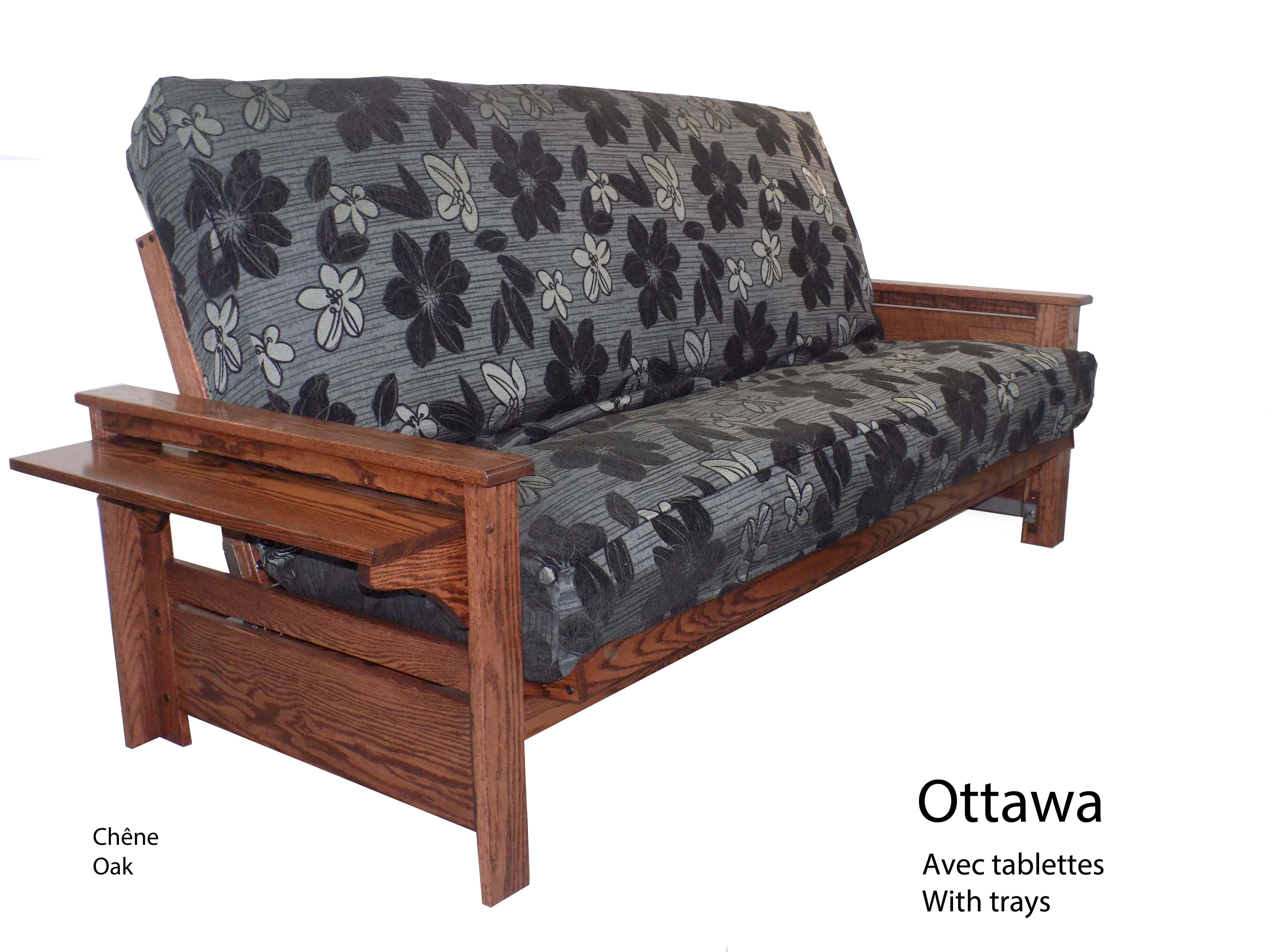 Ottawa Canadian Solid Oak