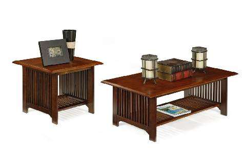 Plus Trading - Madison Coffee Table / End Table.Available in Java finish. Plus Trading is located in Markham, Ontario.