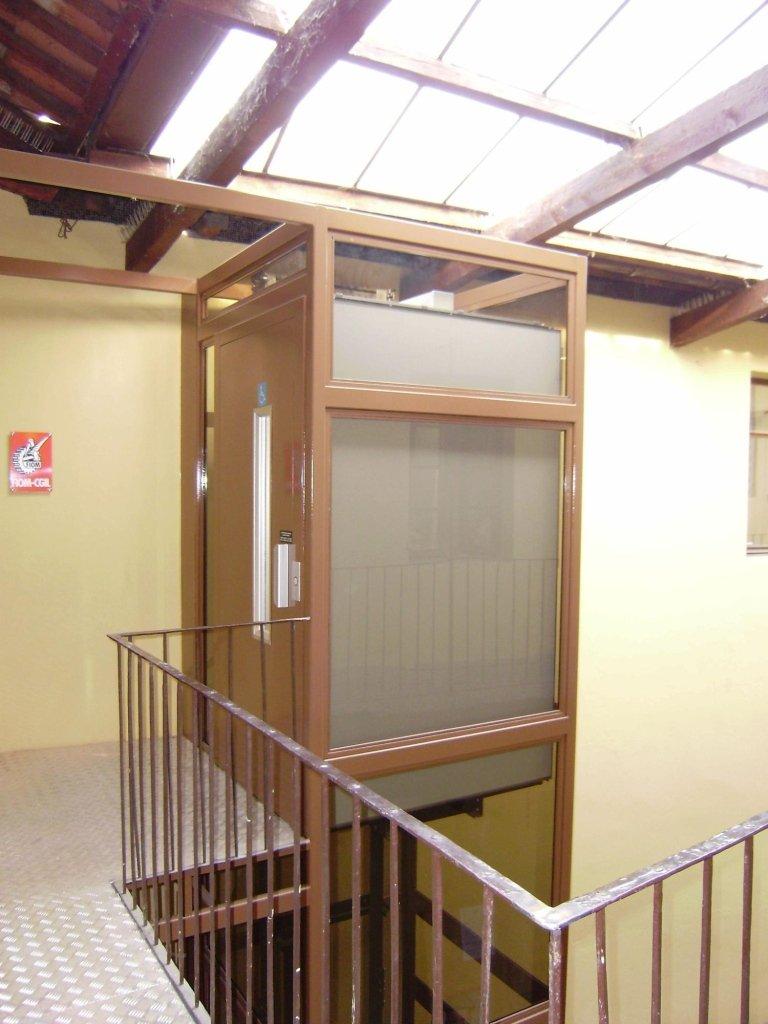 ascensori interni